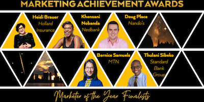 Marketer of the Year Finalists