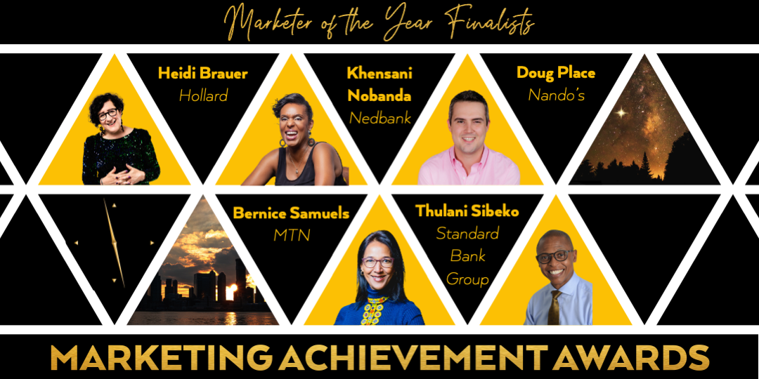 2021 MAA Marketer of the Year Finalists